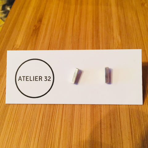 ION Sterling Silver Earrings - Atelier32