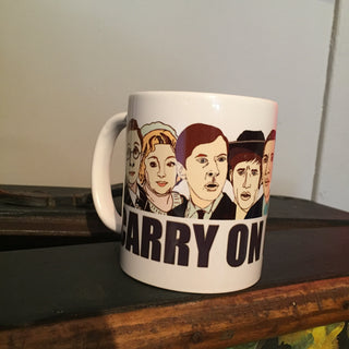 Carry on Drinking Mug - NO.22