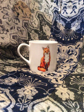 Hunter & Argyle Mug - Fox