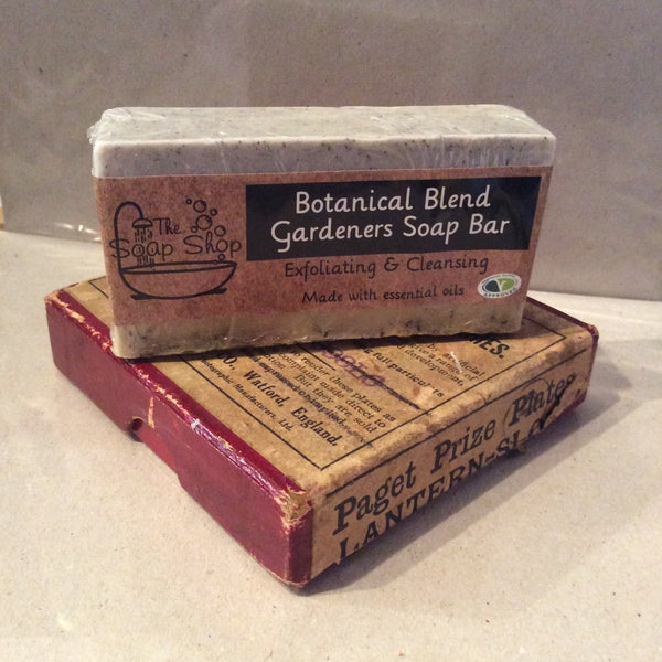 Botanical Blend Gardeners Soap Bar - The Soap Shop