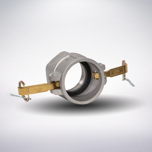 Cam Lock - Coupler Female Threads