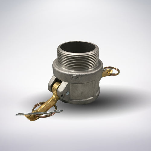 Cam Lock - Coupler Male Thread
