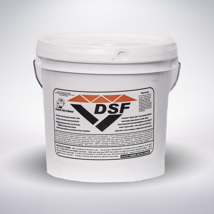 DSF Curing Additive