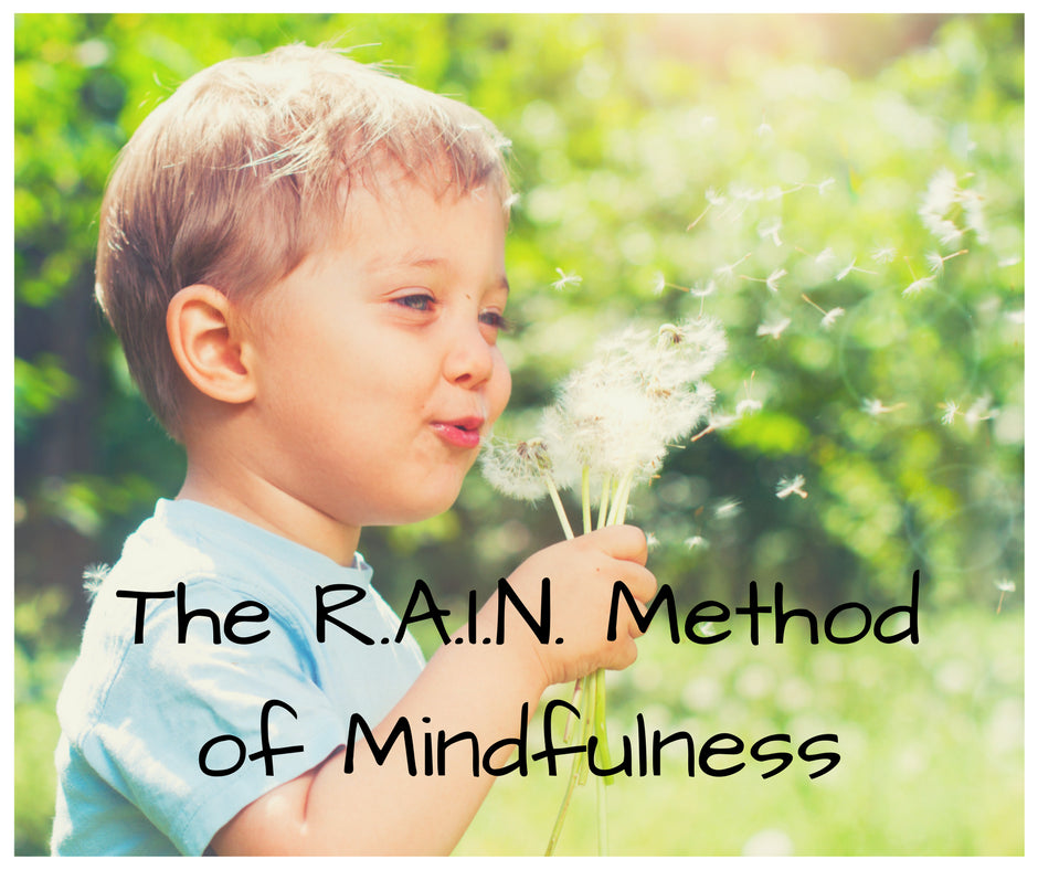 The RAIN Method of Mindfulness