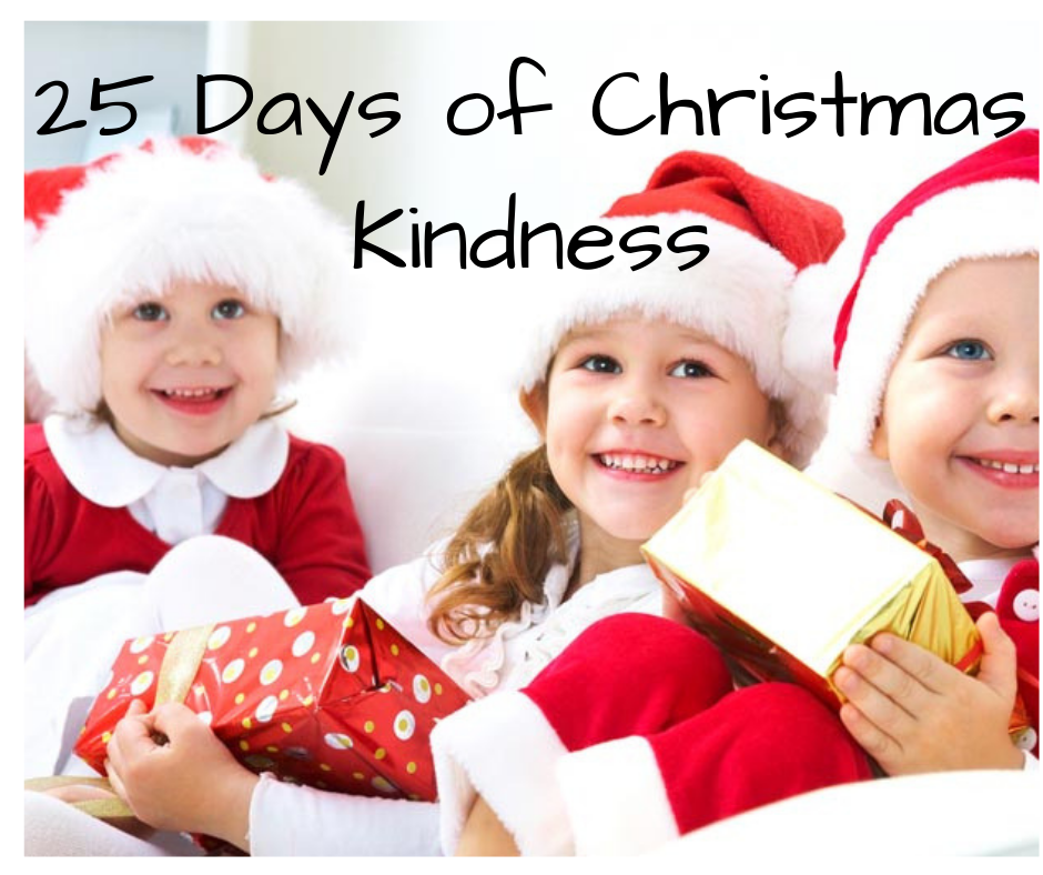 25 Days of Christmas Kindness