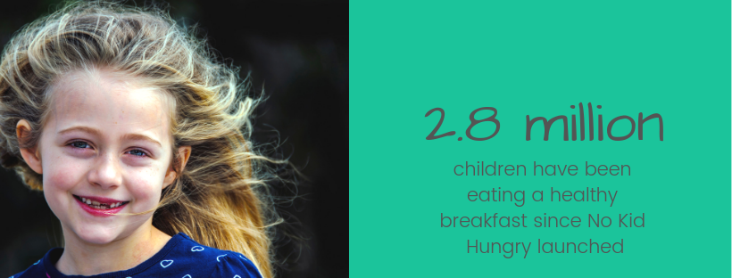 no kid hungry breakfast