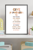 Give Permission to Affirmation Print | Positive Affirmations For Kids