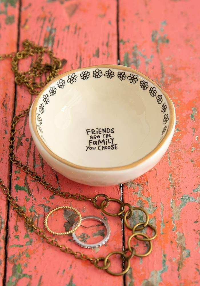 Natural Life Trinket Bowl - Friends