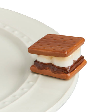 Nora Fleming Gimme S'More Mini