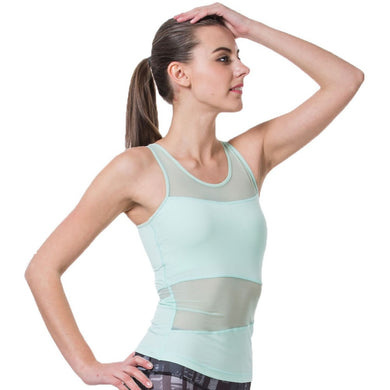Sleeveless Yoga T-Shirt