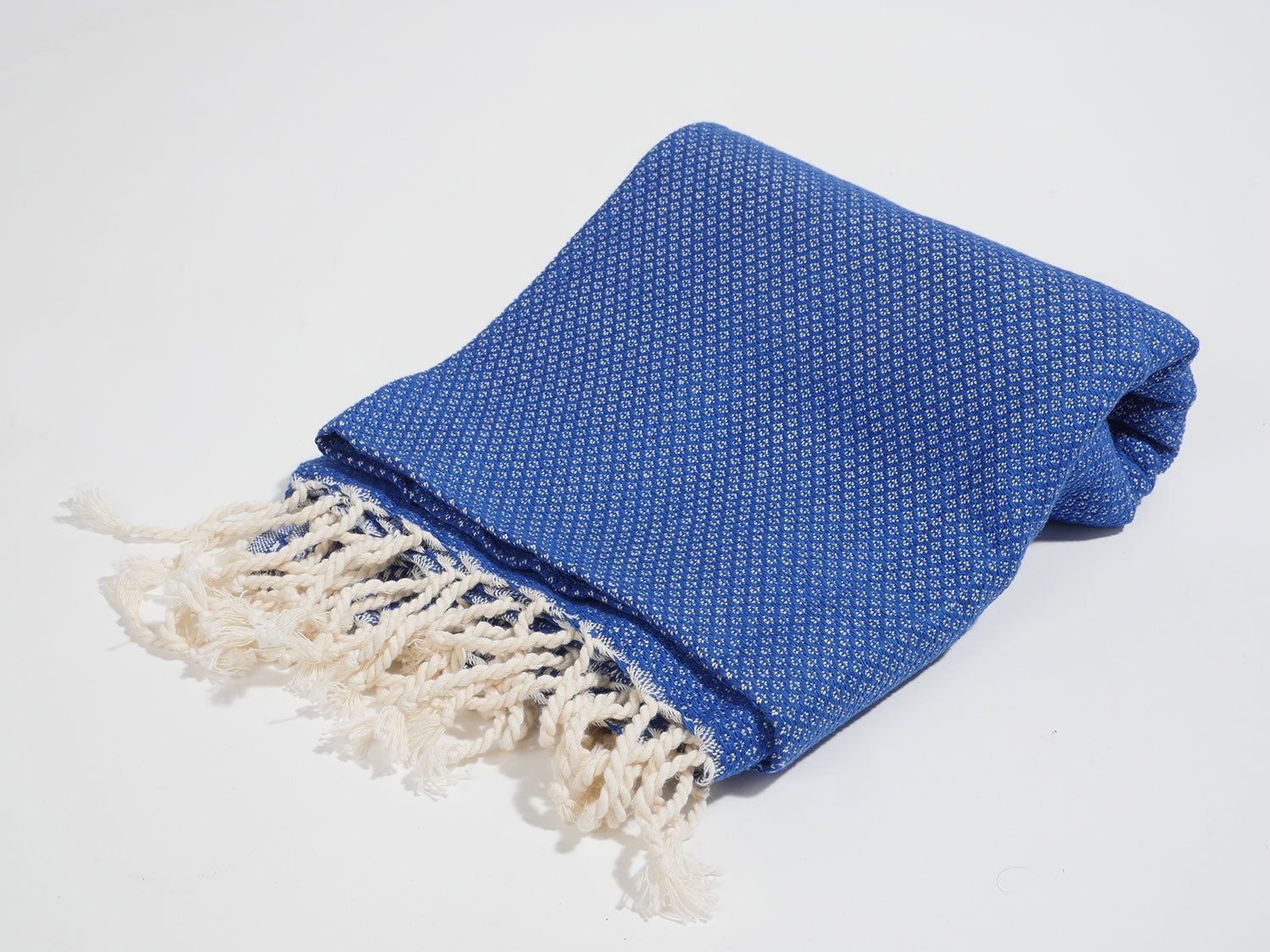 Izla Bal Hamam Towel Royal Blue - Izla