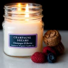 Champagne Dreams - Champagne and Berries