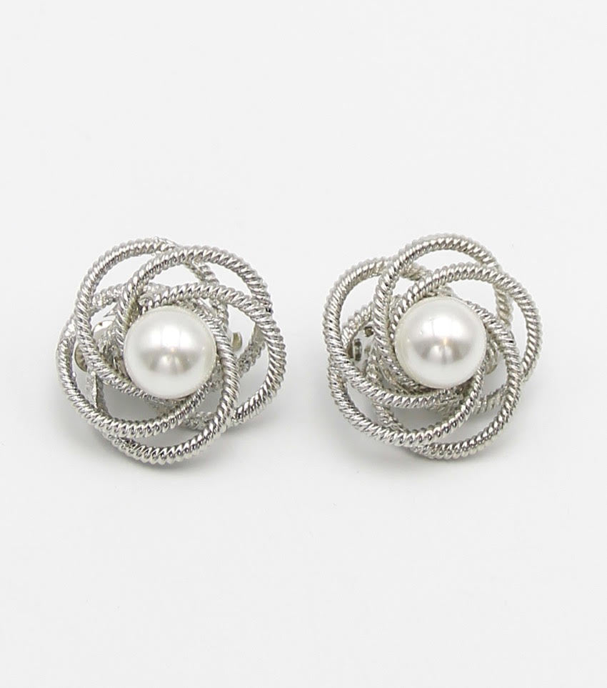CoCo Pearl Clip-On Earrings