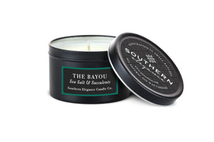 The Bayou: Sea Salt & Succulents