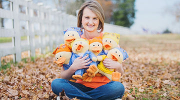 We're raising money for Chemo Duck!
