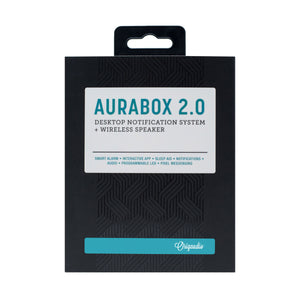Aurabox 2.0 Bluetooth Speaker