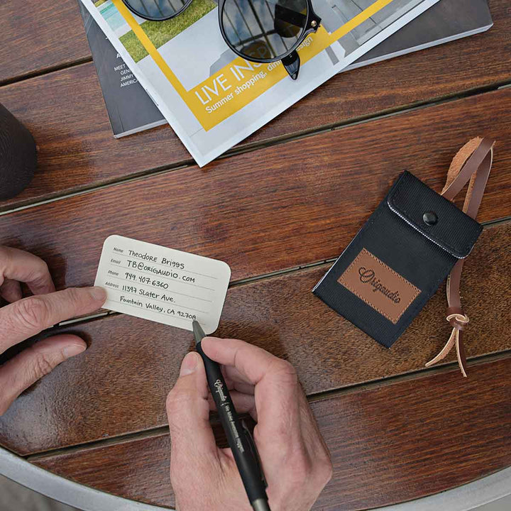Merchant™ Luggage Tag