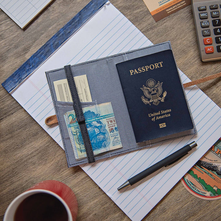 Hitchcock™ Passport Holder
