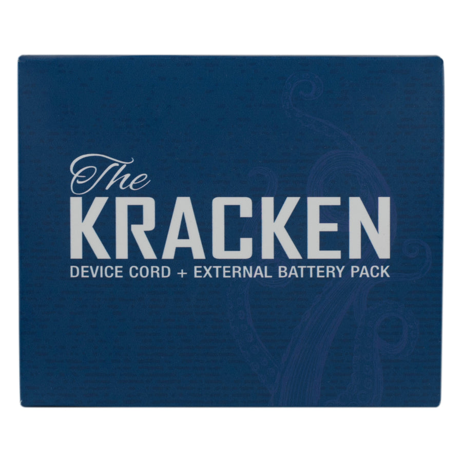Kracken Connector Cord + Power Bank