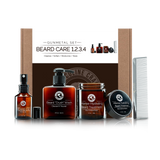 Beard Hydrating Boost Set - Masculine Craft