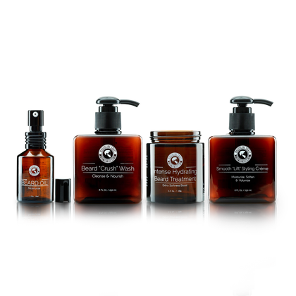 Complete Care Beard Regimen - Masculine Craft