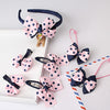 Image of Dot Bow Headband - 7pcs