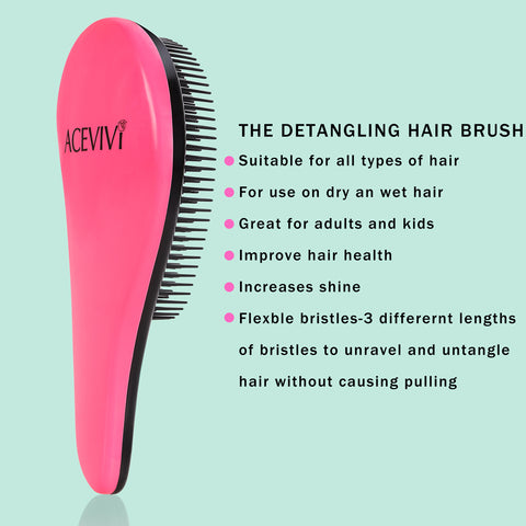 2017 Magic Detangling Hair Brush