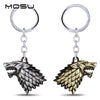 Image of House Stark Key Chain