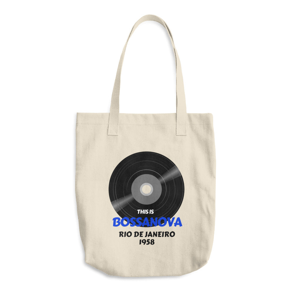 Bossa Nova Cotton Bag