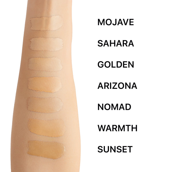Sunset <br/> Flawless Finish Foundation