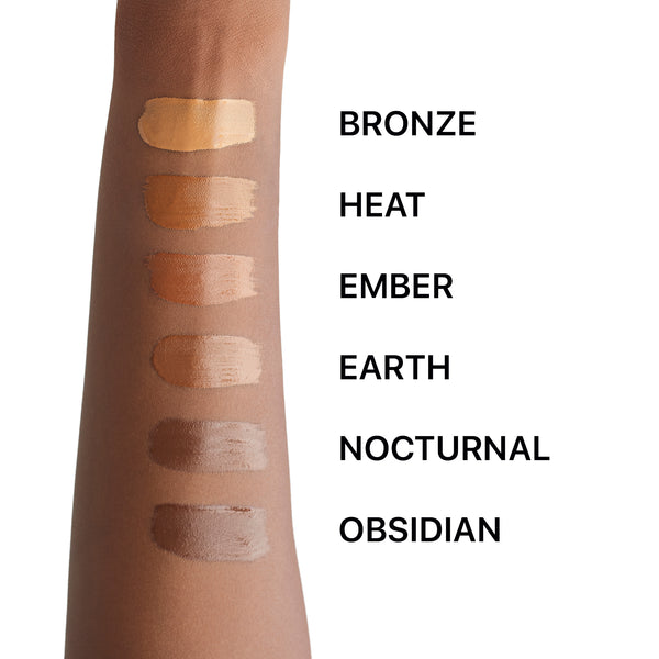 Obsidian <br/> Flawless Finish Foundation