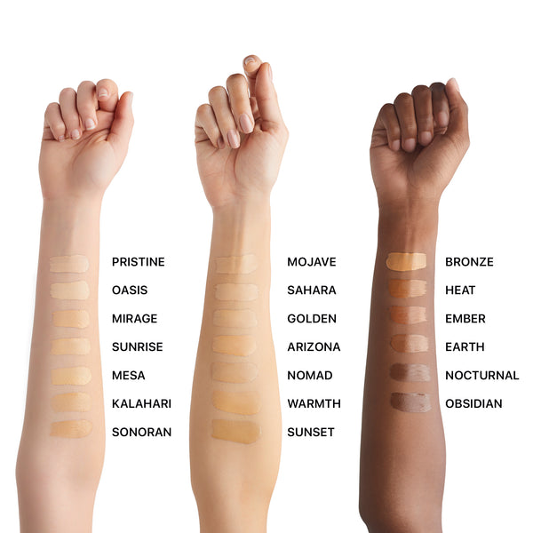 Golden <br/> Flawless Finish Foundation