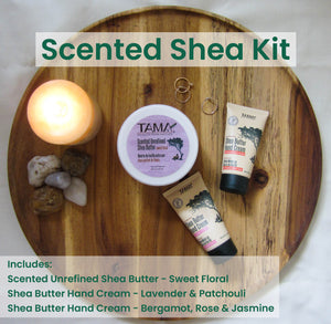 Scented Shea Kit