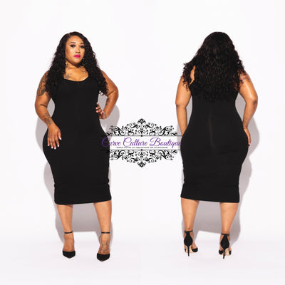 Black Shon Dress
