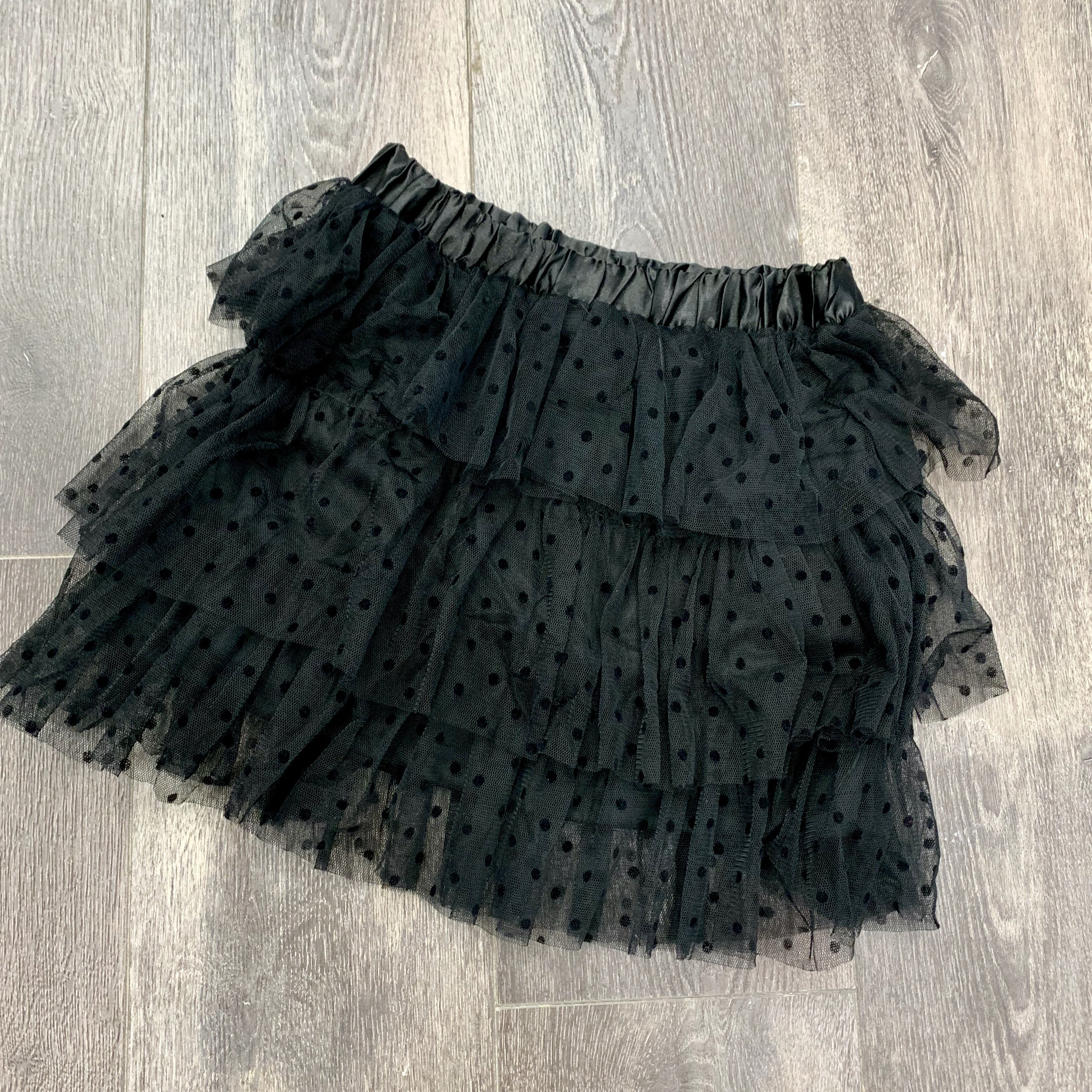 Black Loli Skirt