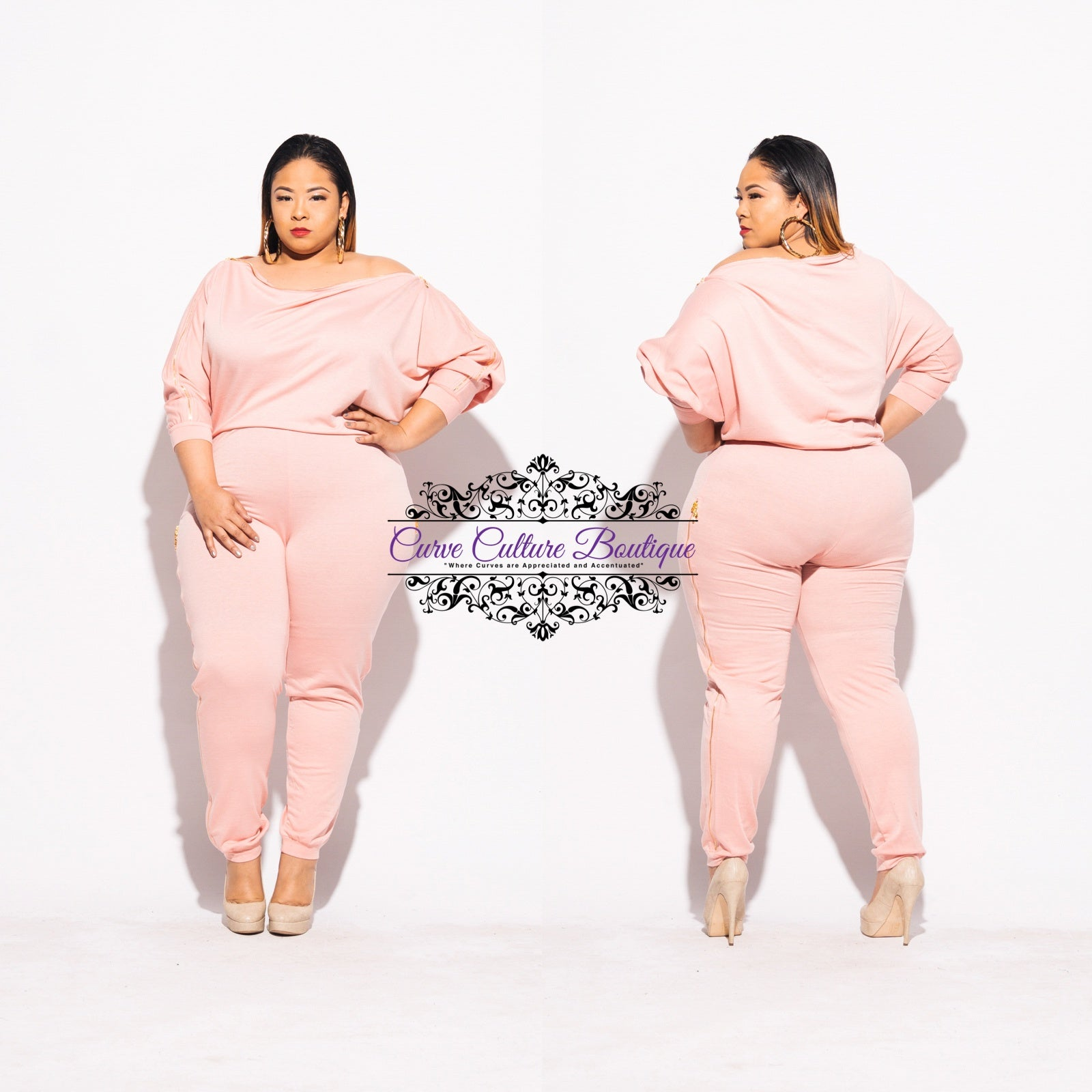 Blush Jacee Jumper