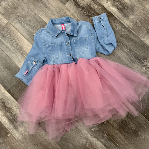 Cotton Candy Jacket