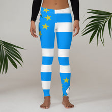 Ambazonia Flag Leggings