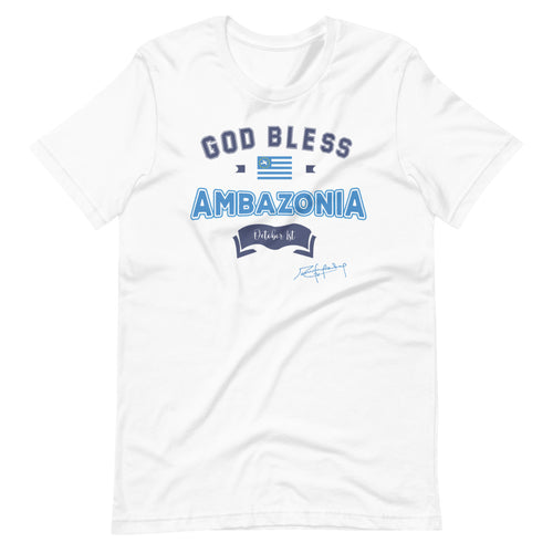 God Bless Ambazonia - October 1st Unisex T-Shirt
