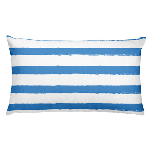 Rectangular Ambazonian Flag Pillow