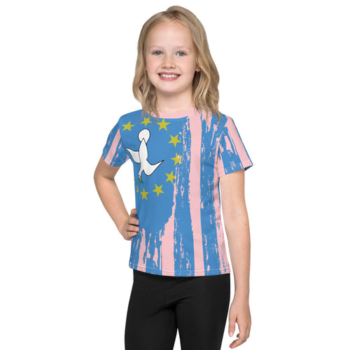 Kids All Over Print Ambazonian T-Shirt