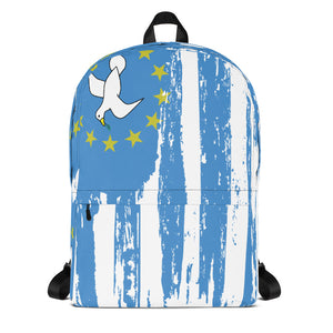 Ambazonian Flag Backpack