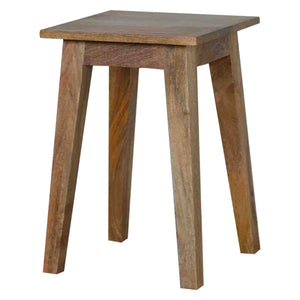 Rustic Accent Stool