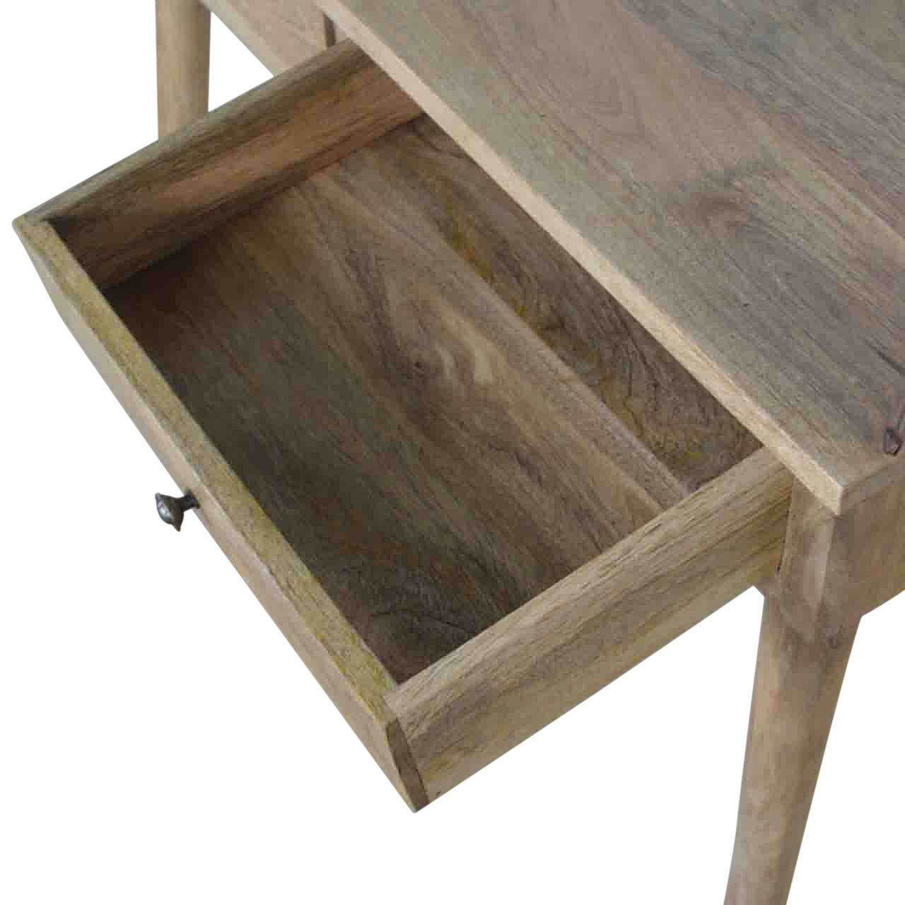 Alexandra Rustic Oak Thin Dressing/Console Table