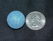 Glitter Bead Next to Quarter