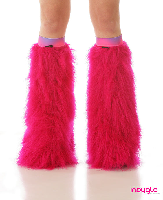 Magenta Fluffies