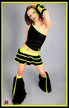 Shimmy Black & Yellow Outfit