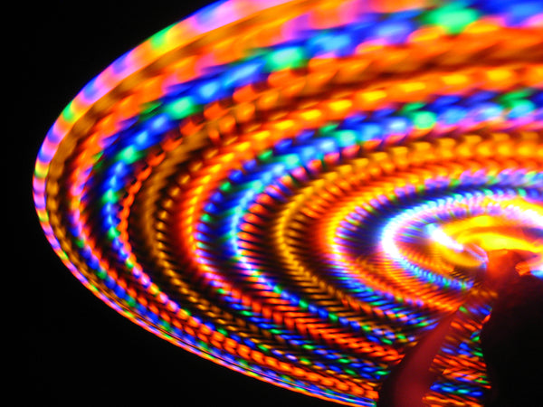 Electric Sun LED Hula Hoop