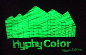 Shirt Detail- UV reactive shirt