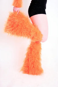 Essential Orange Fluffies